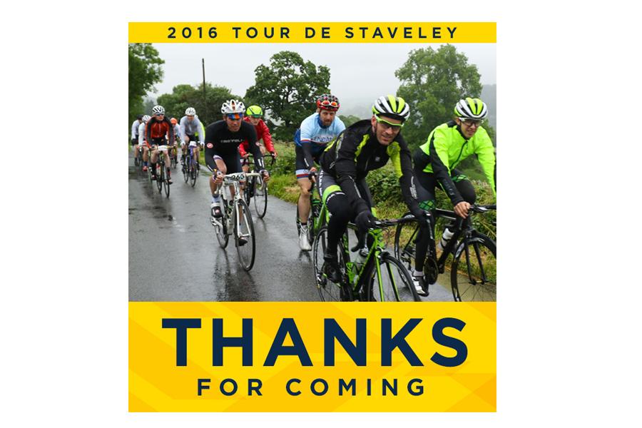 Tour de Staveley