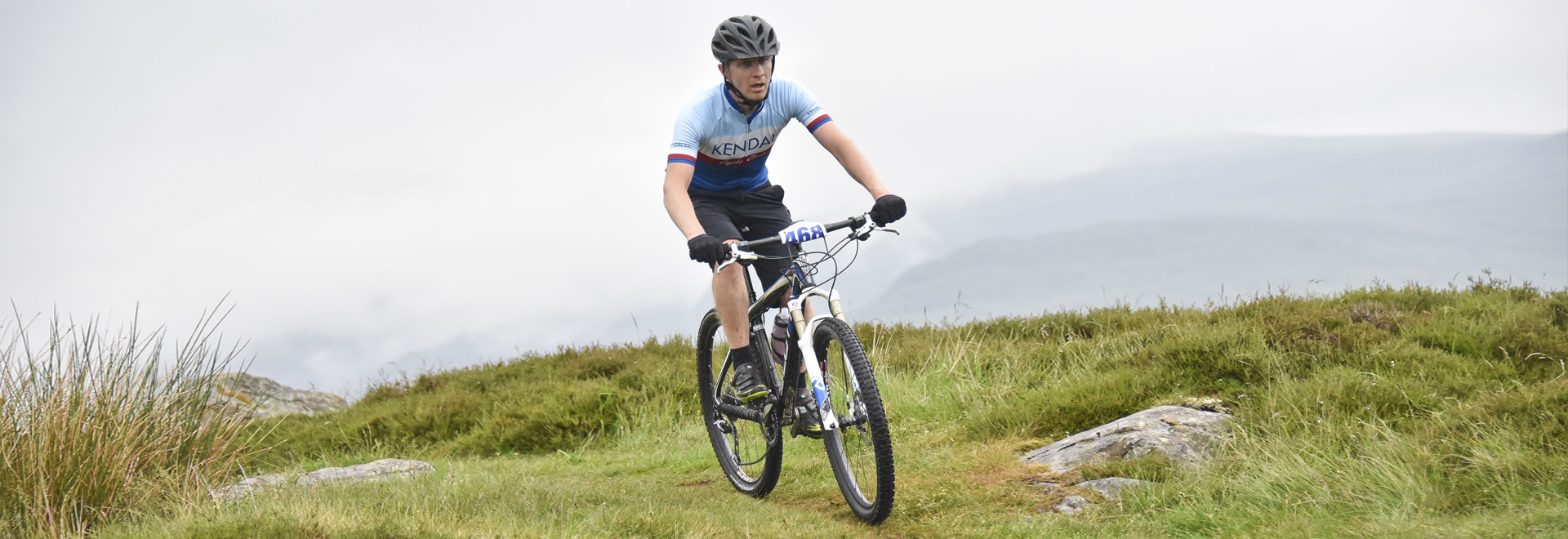 Kendal Cycle Club mountain bike